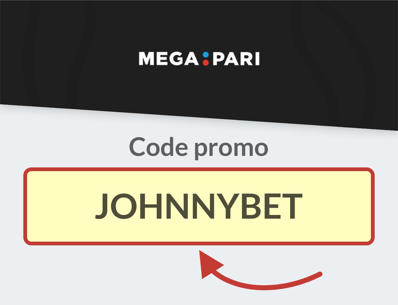 Code promo Megapari