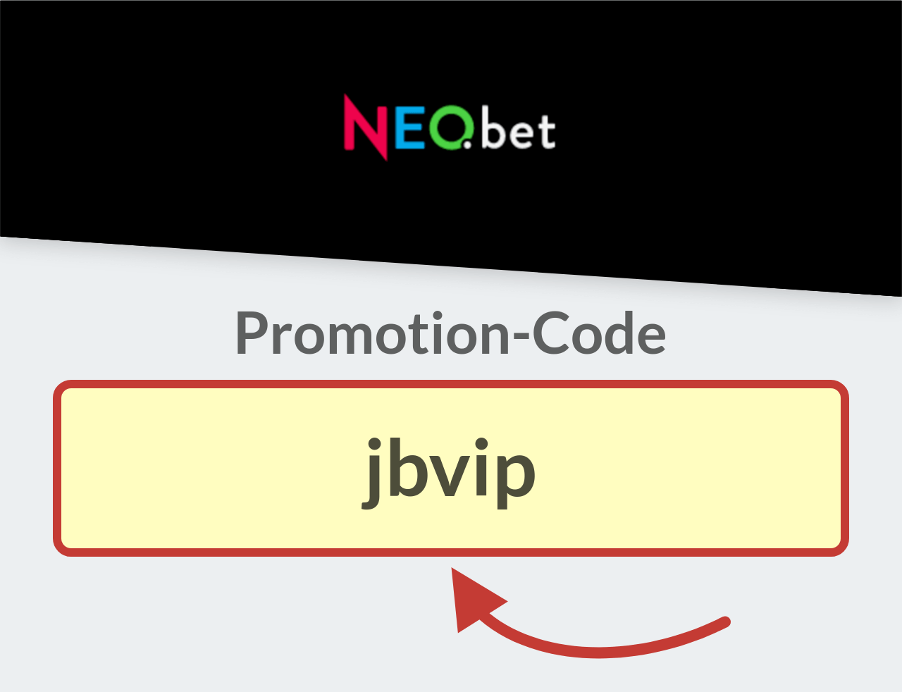 NEO Bet Promotion Code