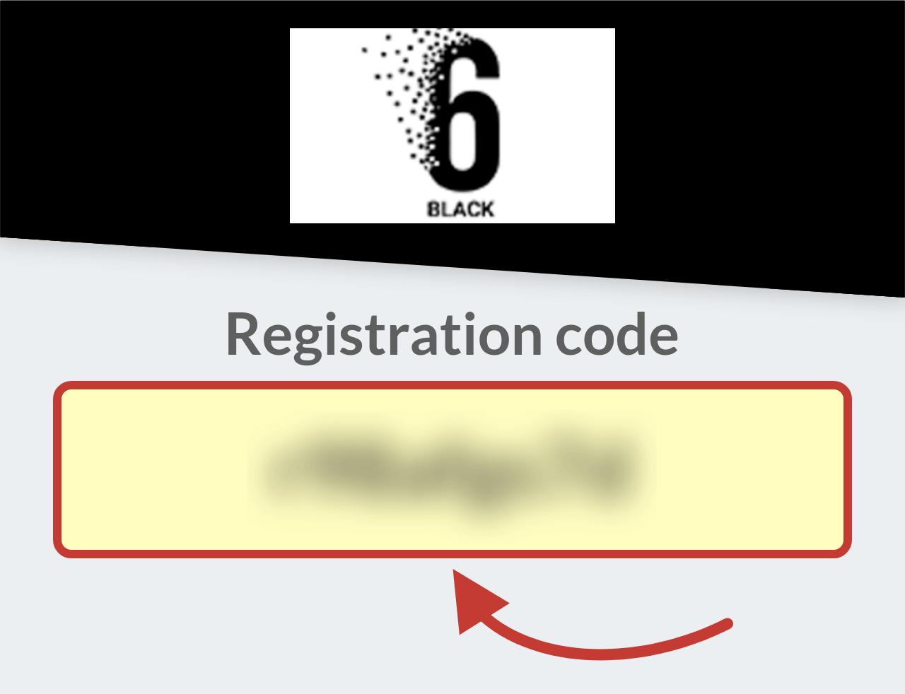6black Casino Registration Code