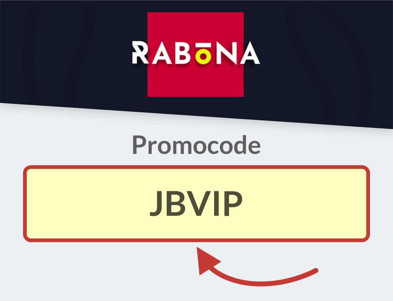 Rabona Promo Code