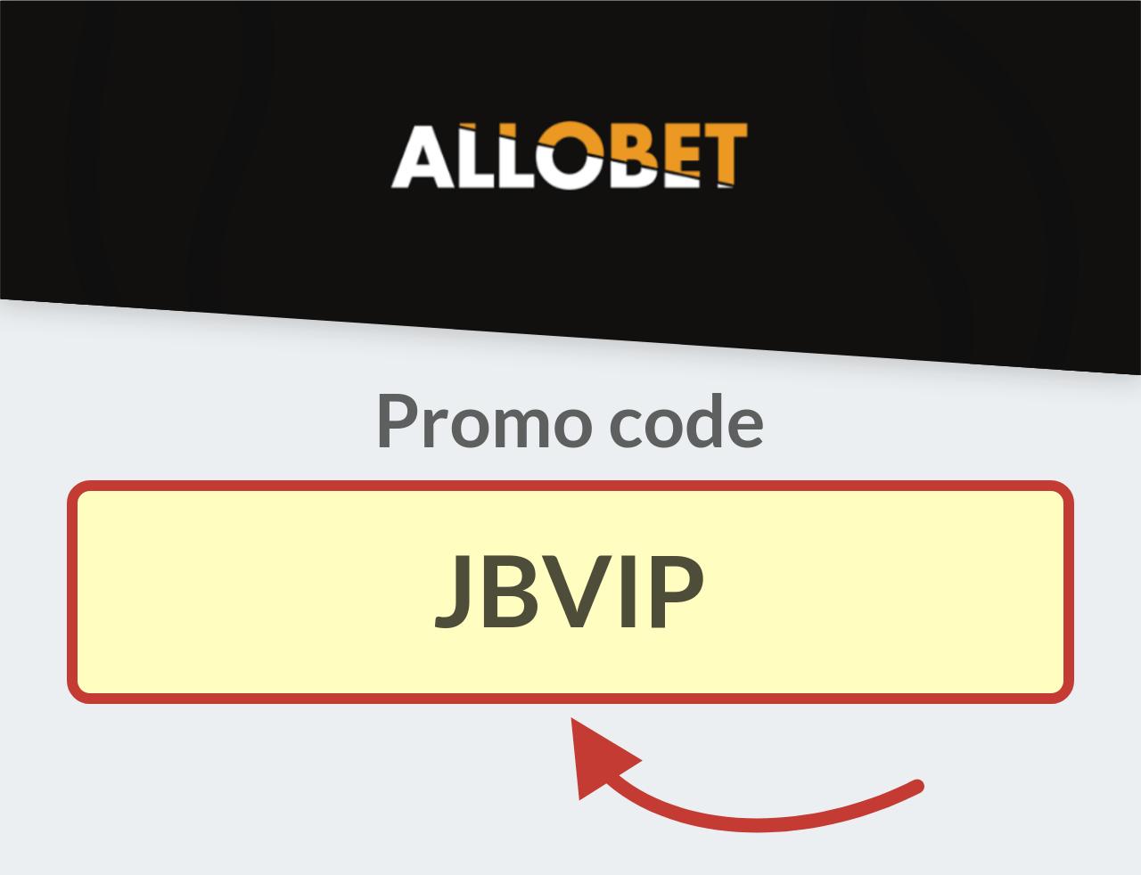 Allobet Promo Code