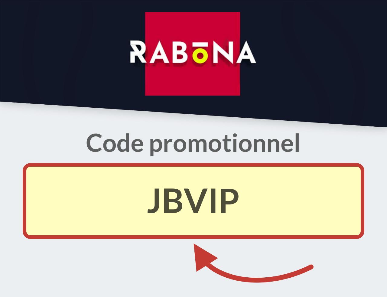 Code Promotionnel Rabona