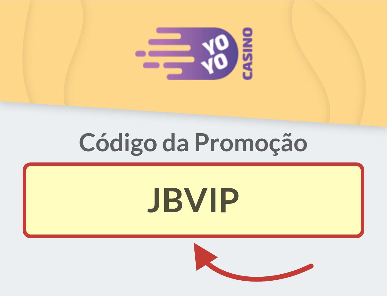 Código de Promoção Yoyo Casino