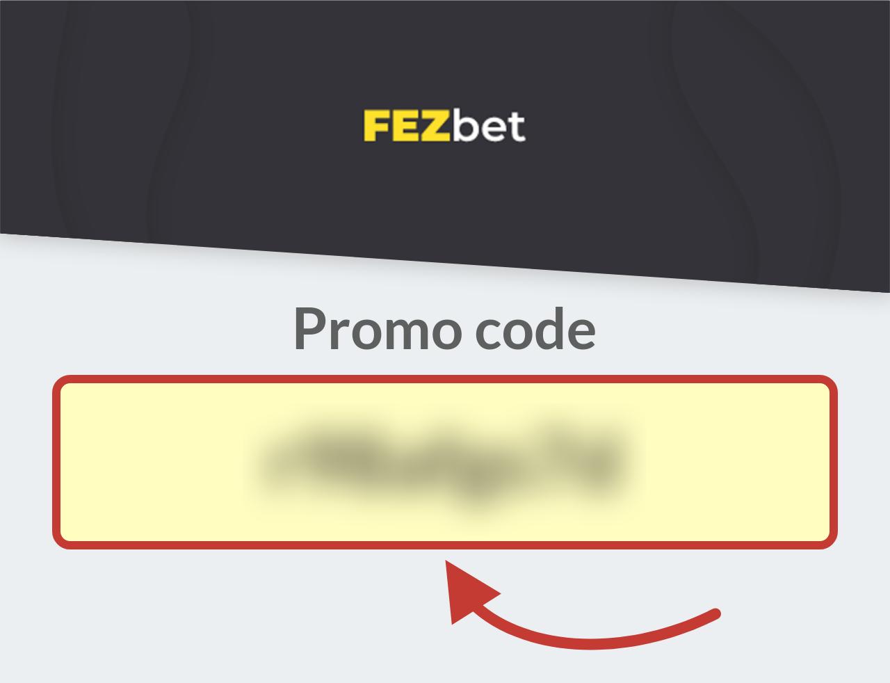 FEZbet Promo Code