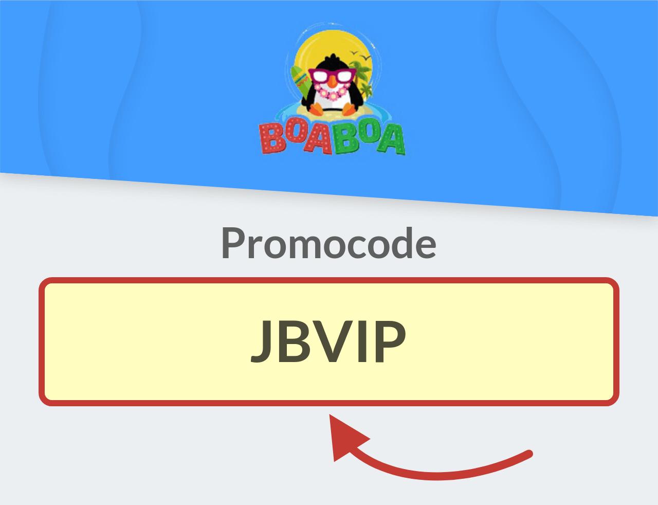 BoaBoa Casino Promocode