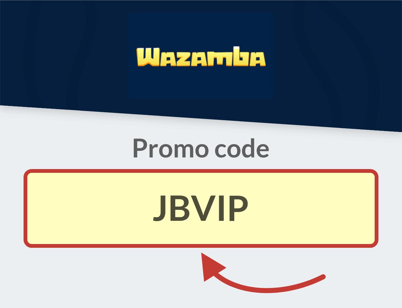 Wazamba Casino Promo Code
