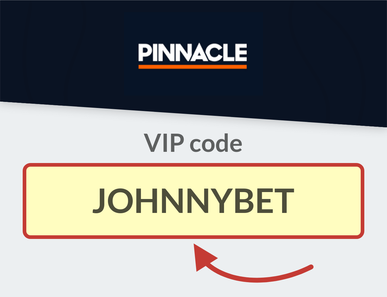 Pinnacle Kód VIP
