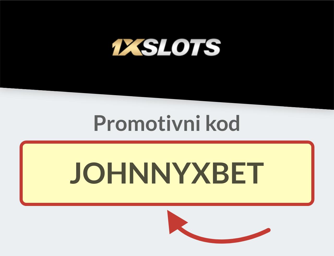1XSLOTS Promotivni Kod