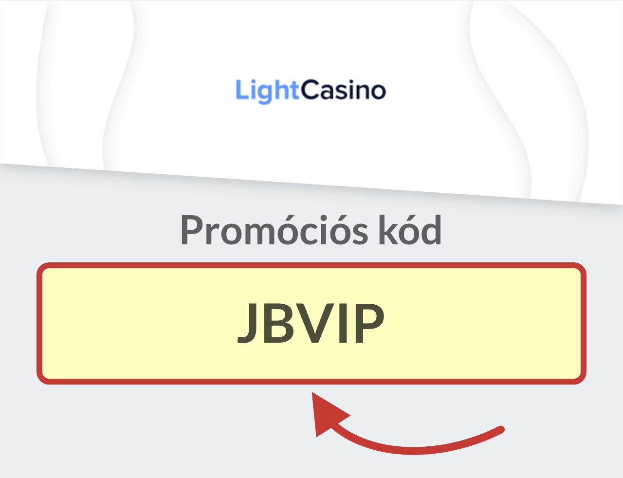 Light Casino Promóciós Kód