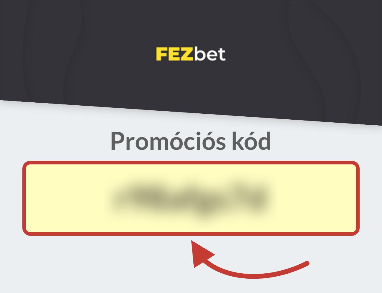 Fezbet Promóciós Kód
