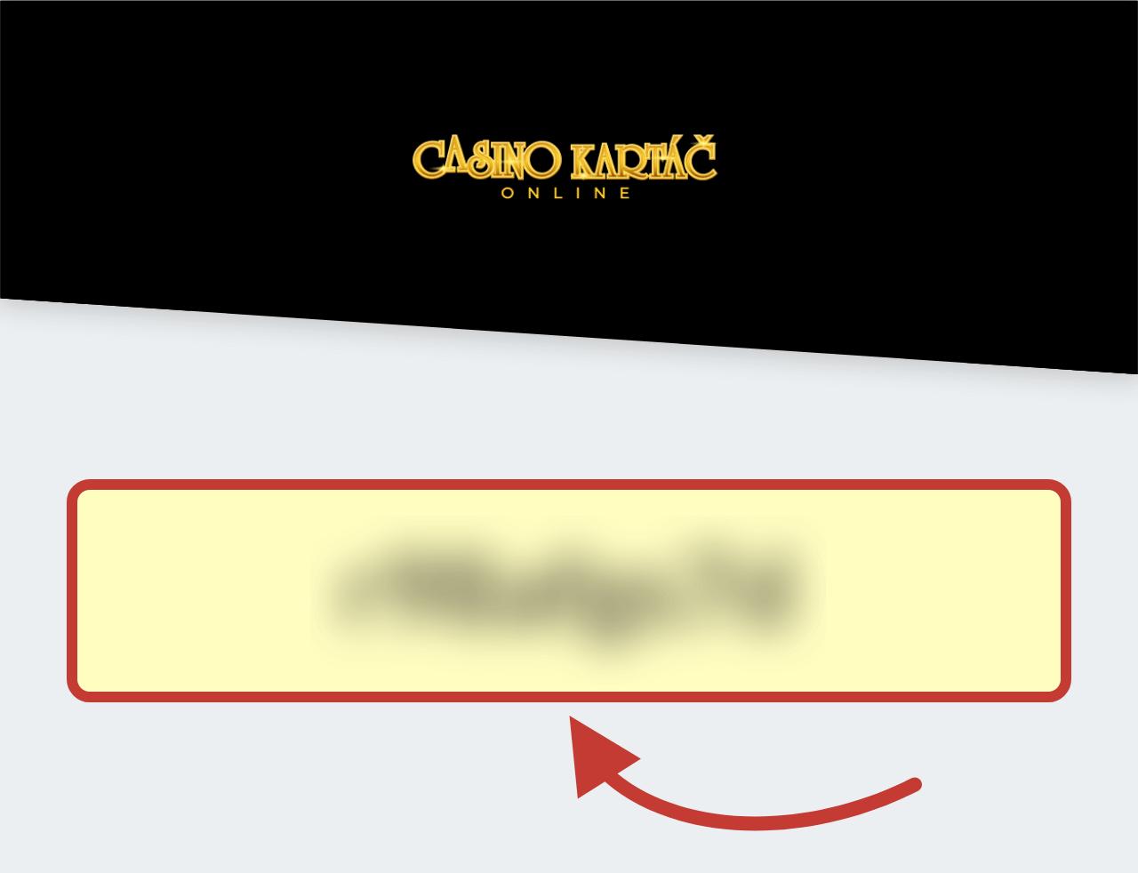 Casino Kartáč Online