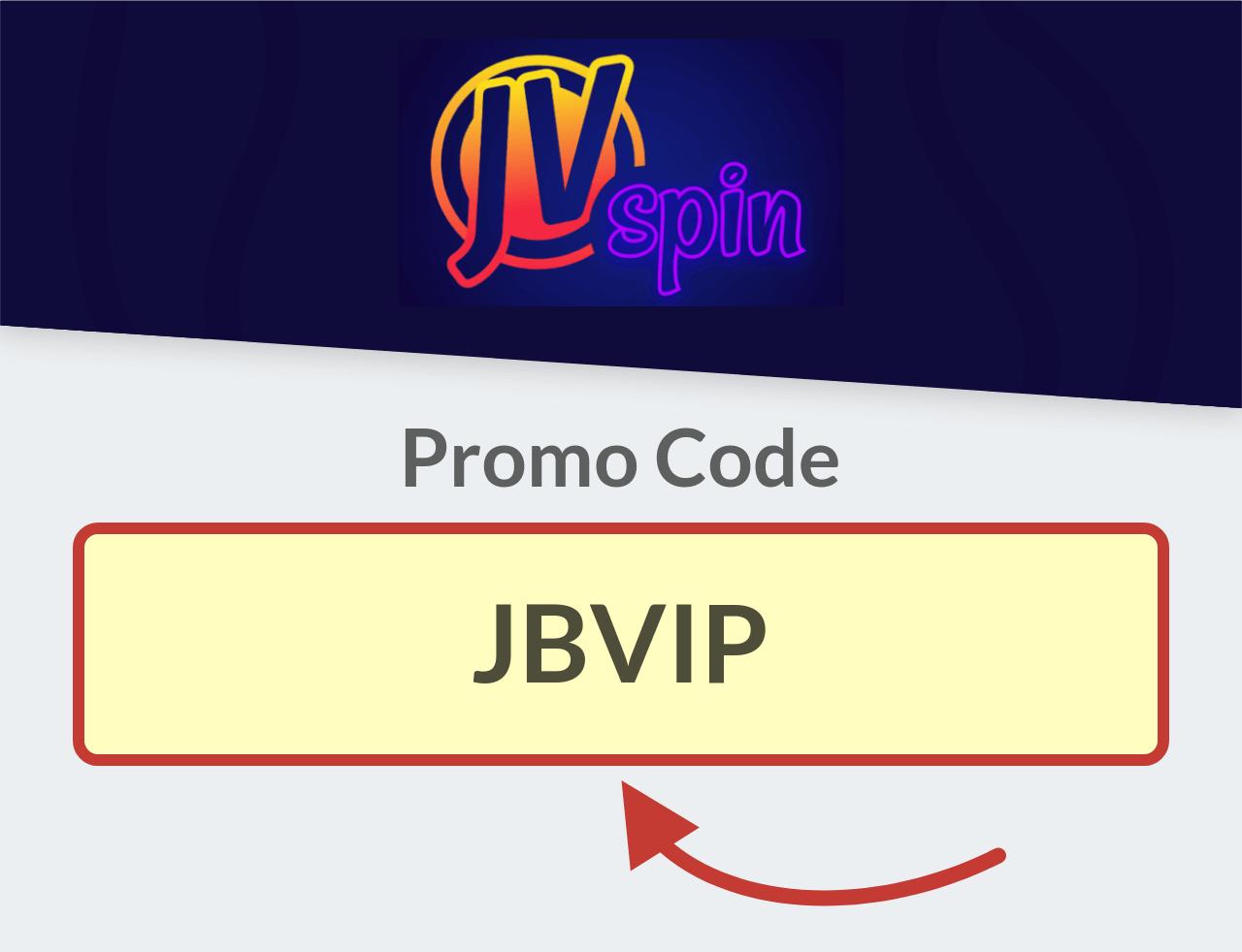 JVSpin Casino Promo Code
