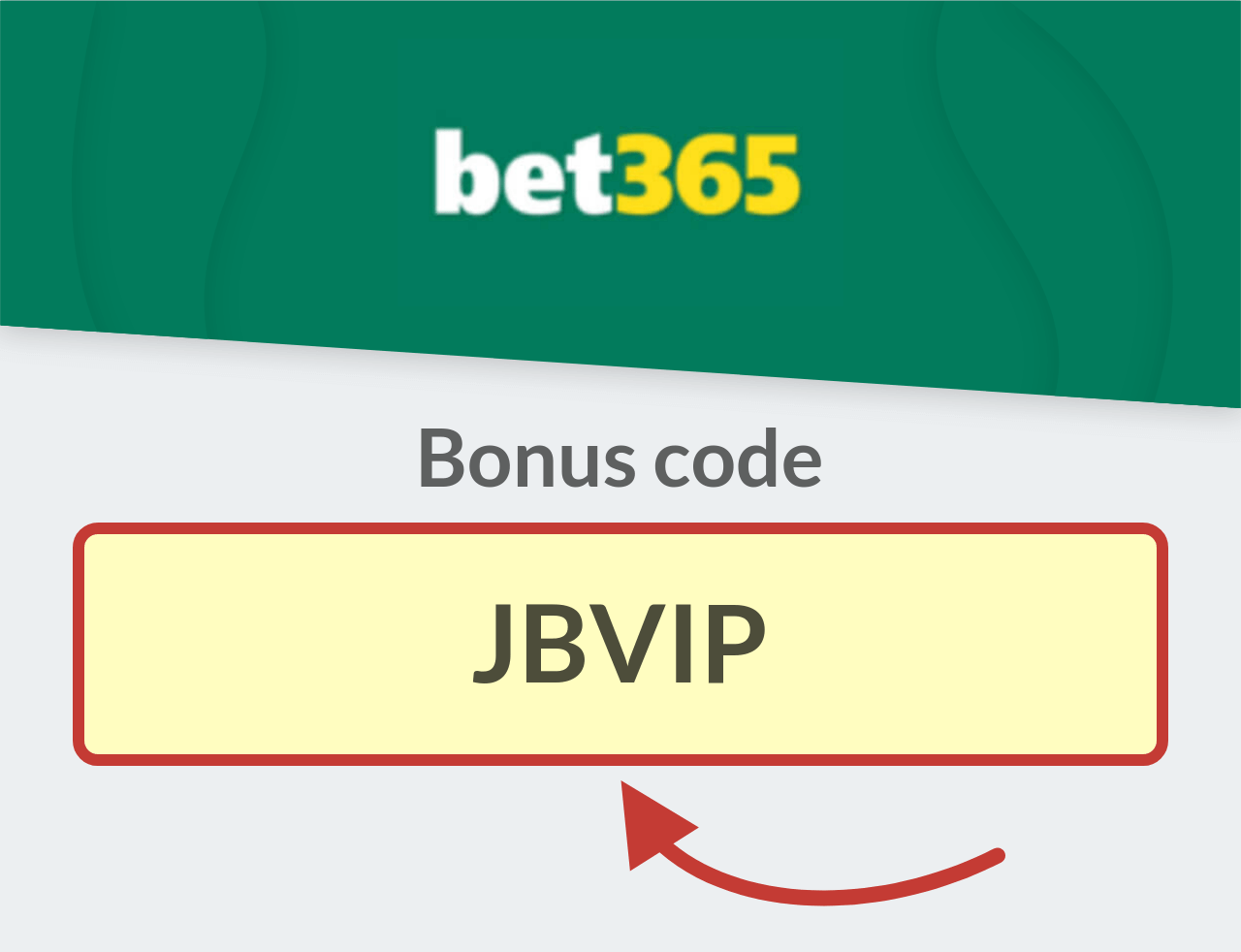 What is the Bonus Code for Bet365 2021?