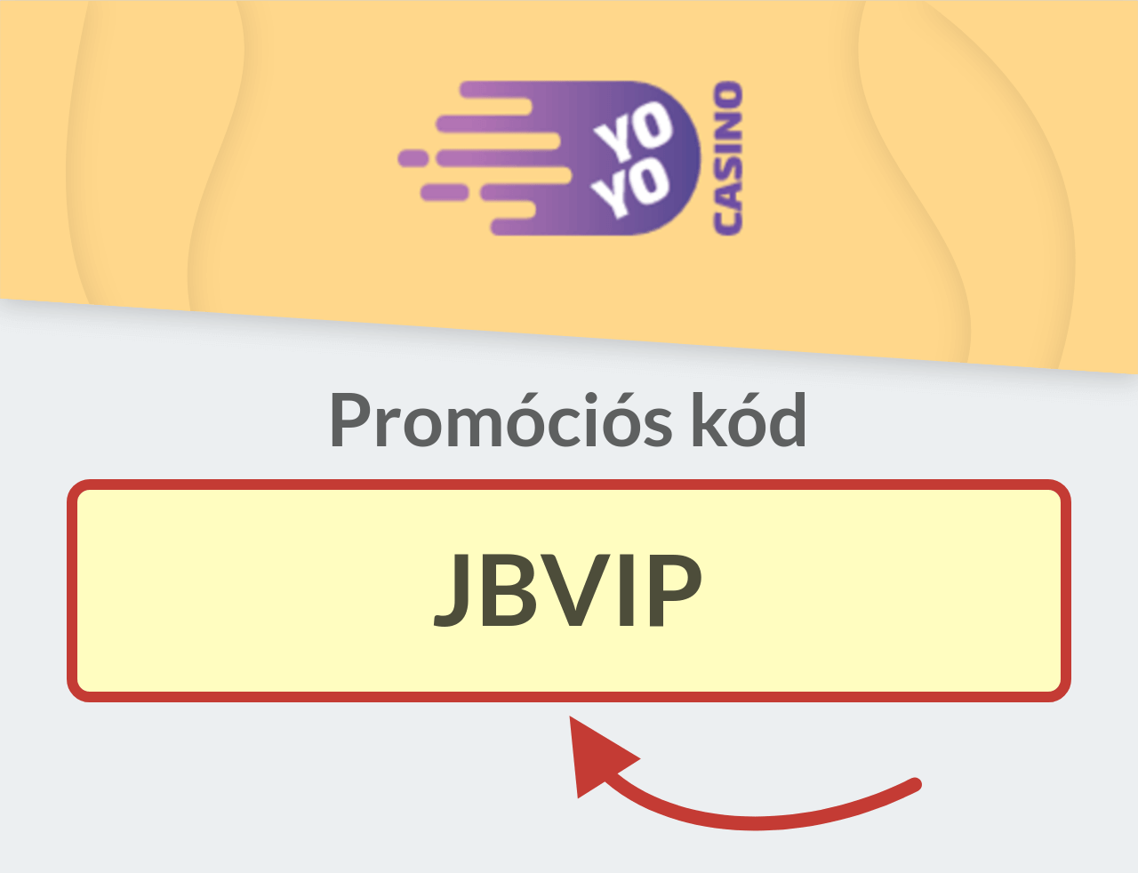 YoYo Casino Promóciós Kód