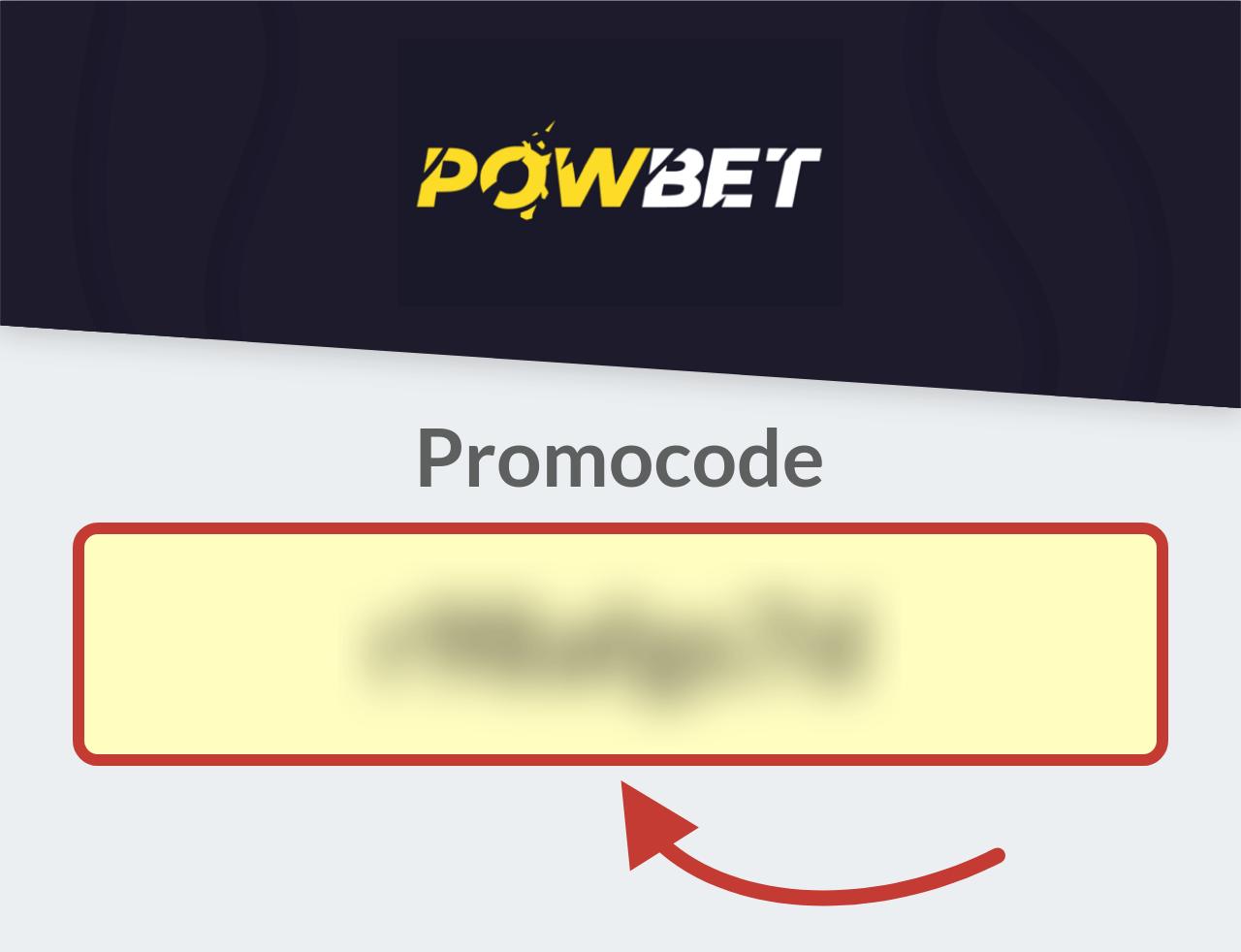 PowBet Promo Code