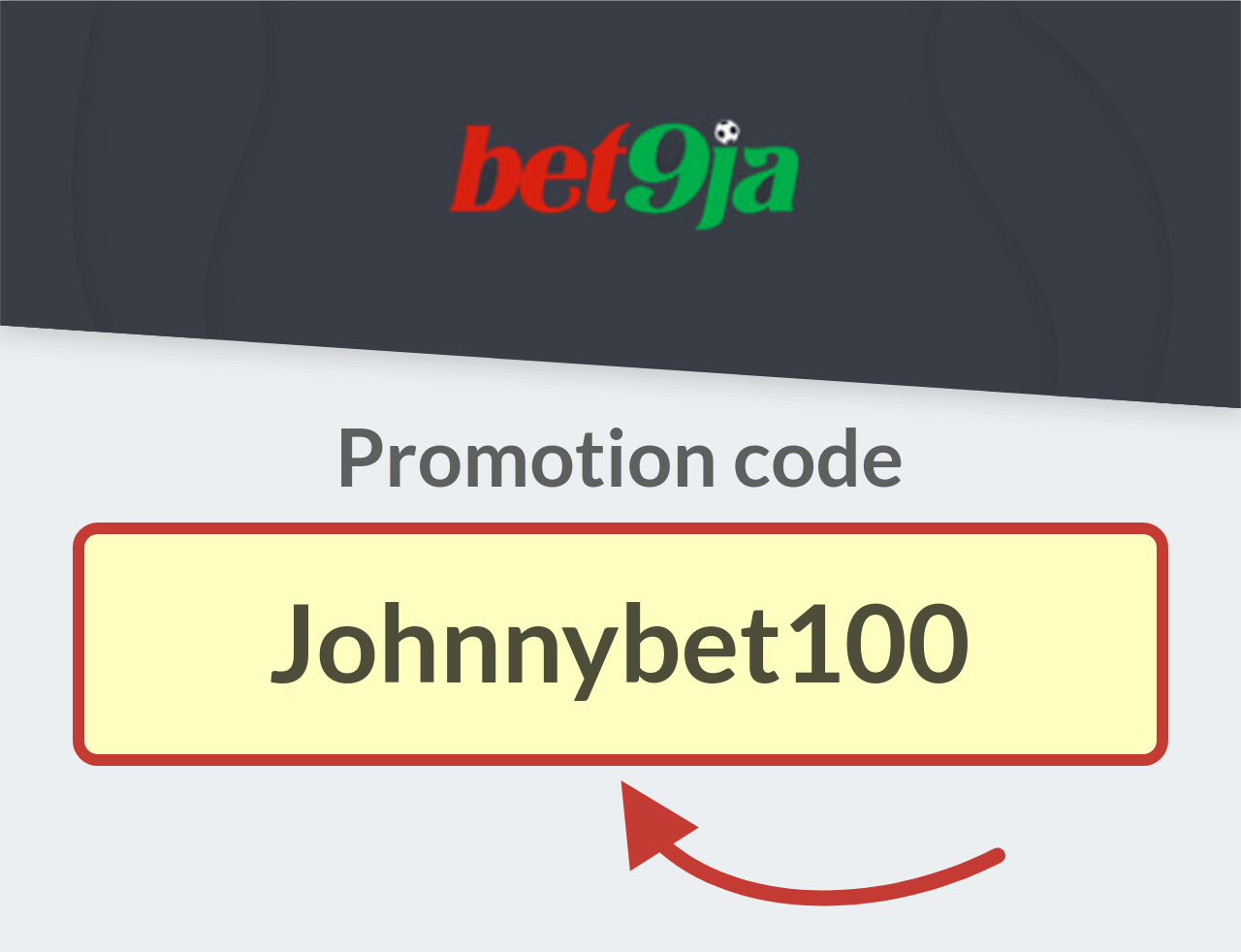 Bet9ja Promotion Code