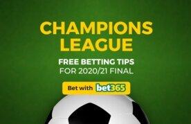 champions league final 2021 betting