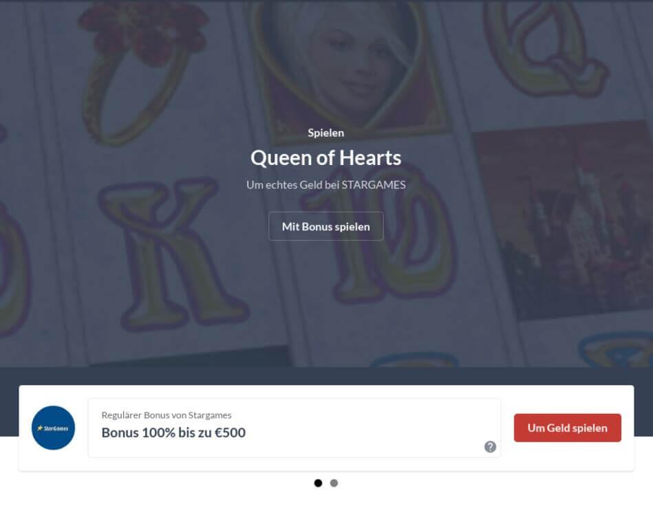 Queen Of Hearts Deluxe Novoline Download