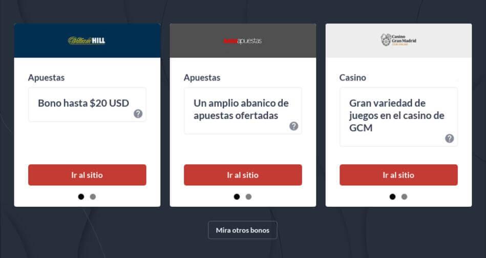 Casinos Con Dinero Real en España