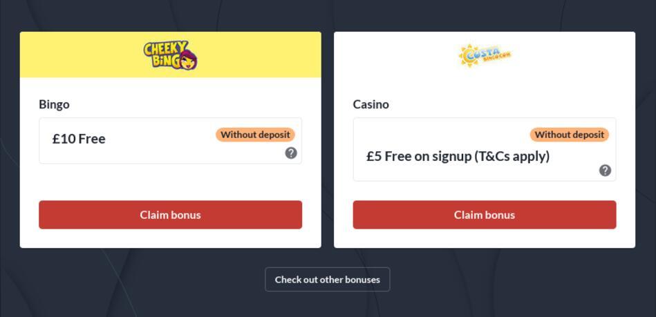 Best UK Online Bingo Sites
