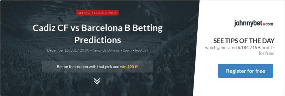 c�diz vs barcelona - photo #44