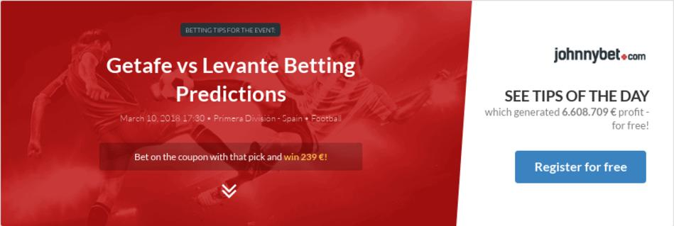Getafe vs levante betting previews csgo live betting loss reaction pictures