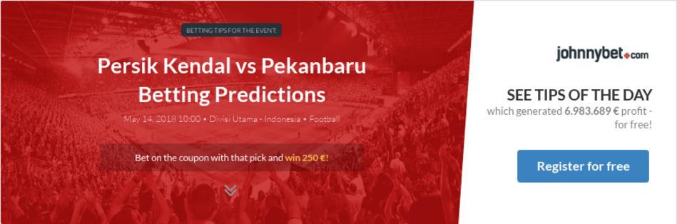 Bet 1x2 predictions