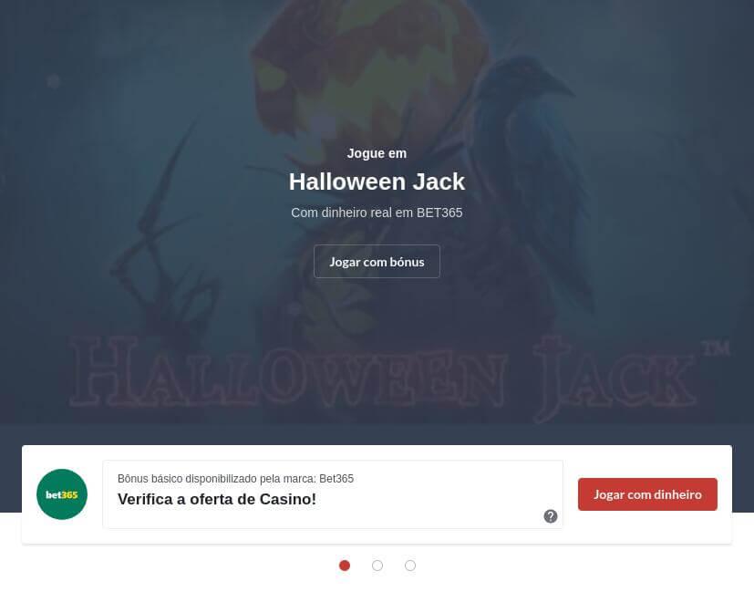 Caça Níquel Halloween Online Grátis