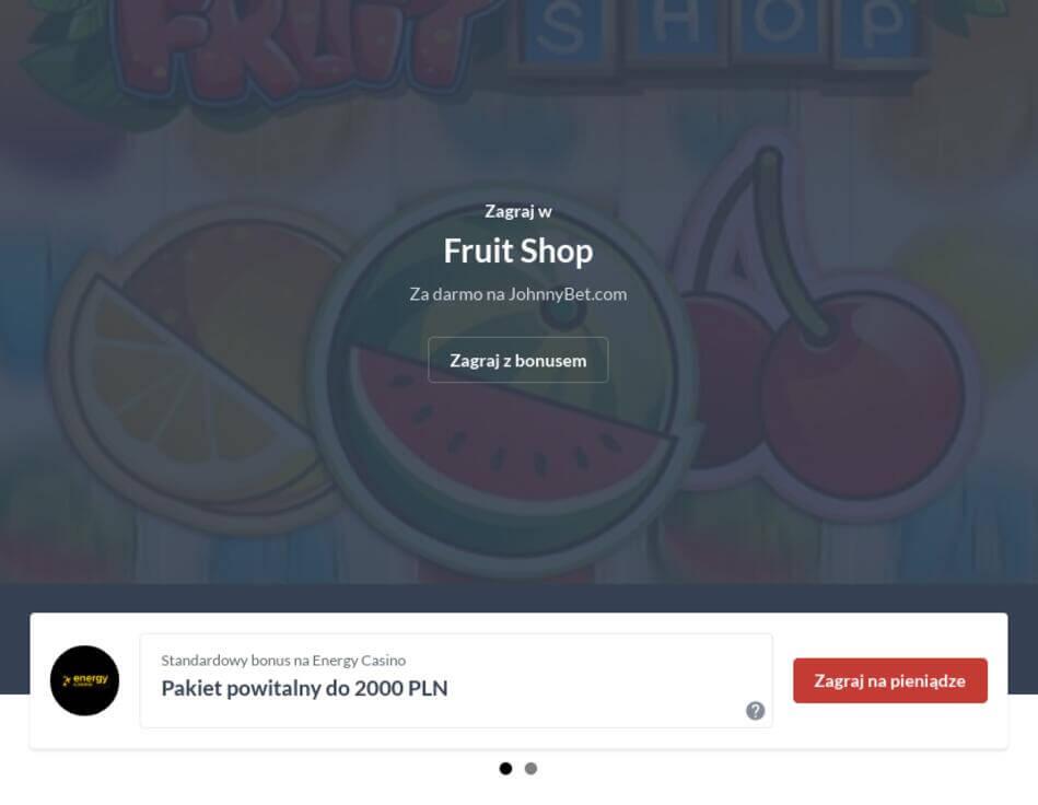 Jolly Fruits Slot Online