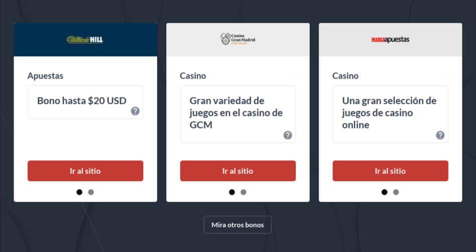 Mejores Casinos Online España Sin Depósito