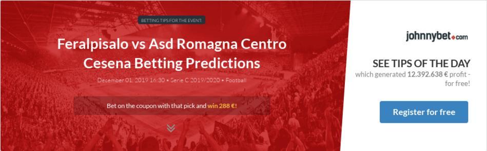 Novara vs cesena betting preview fantasy sports betting sites