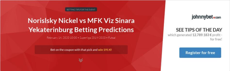 viz tips of the day betting