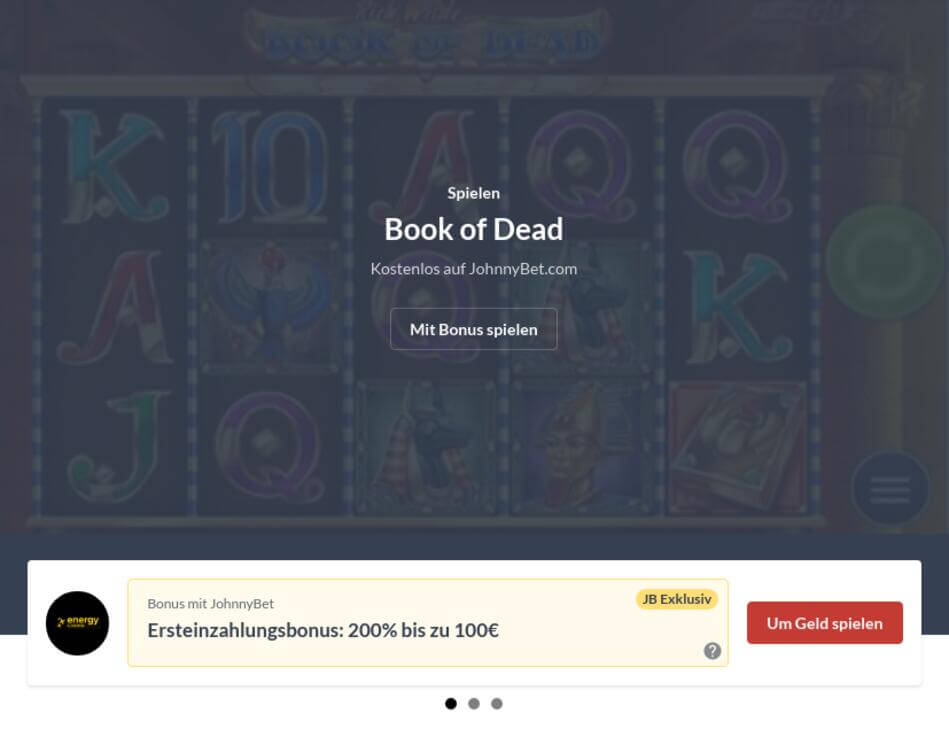 Book of Dead Free Spins no Deposit