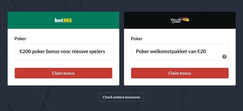 Beste Pokersites