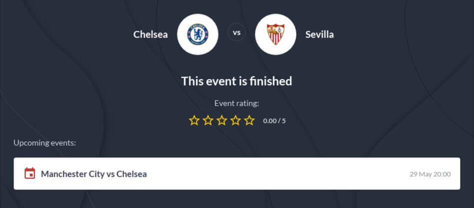 Chelsea vs Sevilla Betting Tips