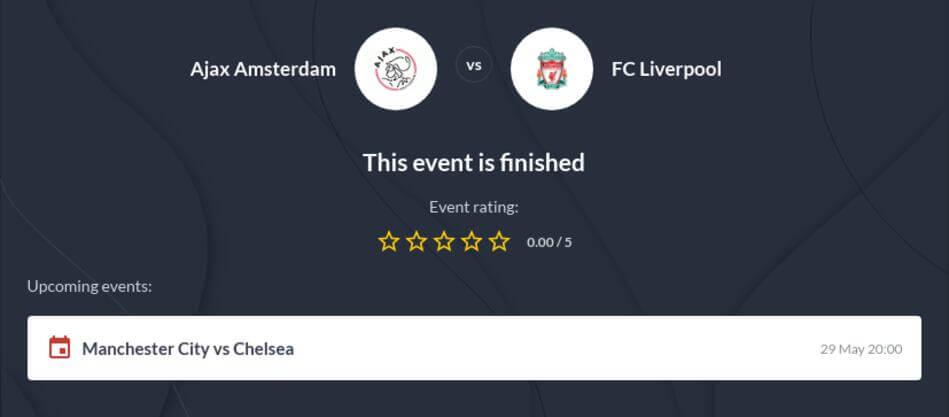 Ajax vs Liverpool Betting Tips