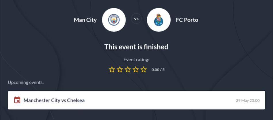 Manchester City vs Porto Betting Tips