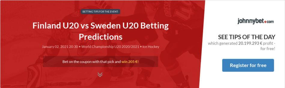 Suomi U20 2021