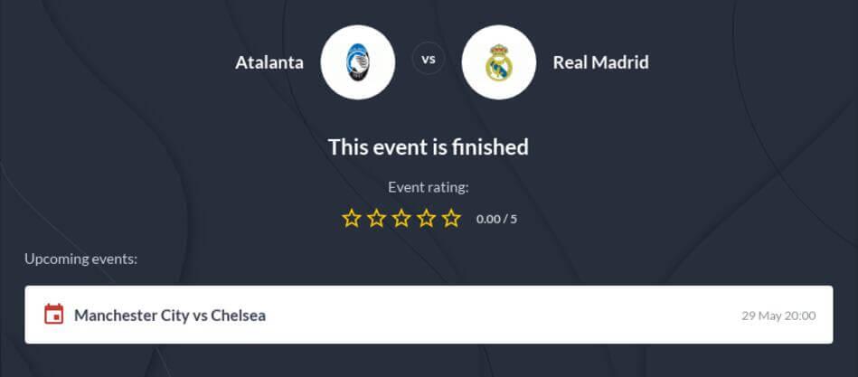 Atalanta vs Real Madrid Betting Tips