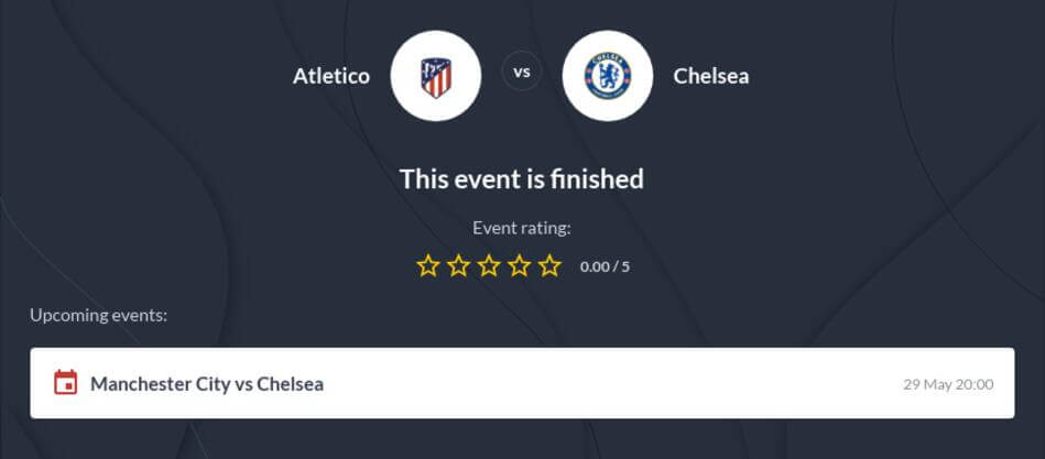 Chelsea vs Atletico Madrid Betting Tips