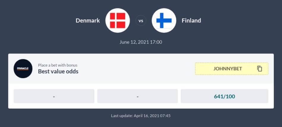 Denmark vs Finland Betting Tips