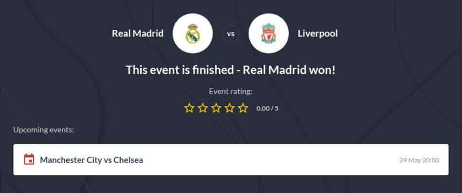 Liverpool vs Real Madrid Betting Tips