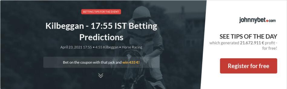 Kilbeggan - 17:55 IST Betting Predictions