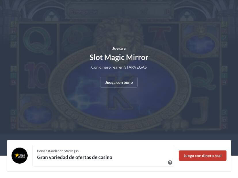 Tragamonedas Magic Mirror Gratis
