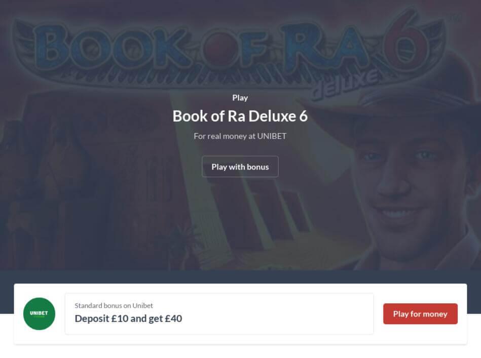 Book of Ra 6