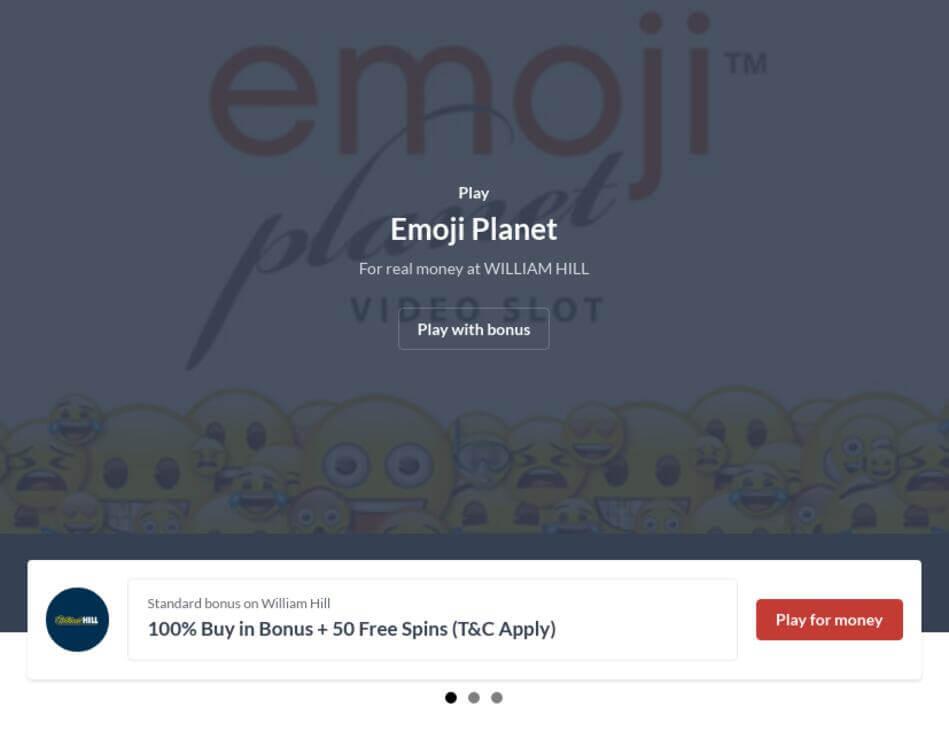 Emoji Planet Slot Review