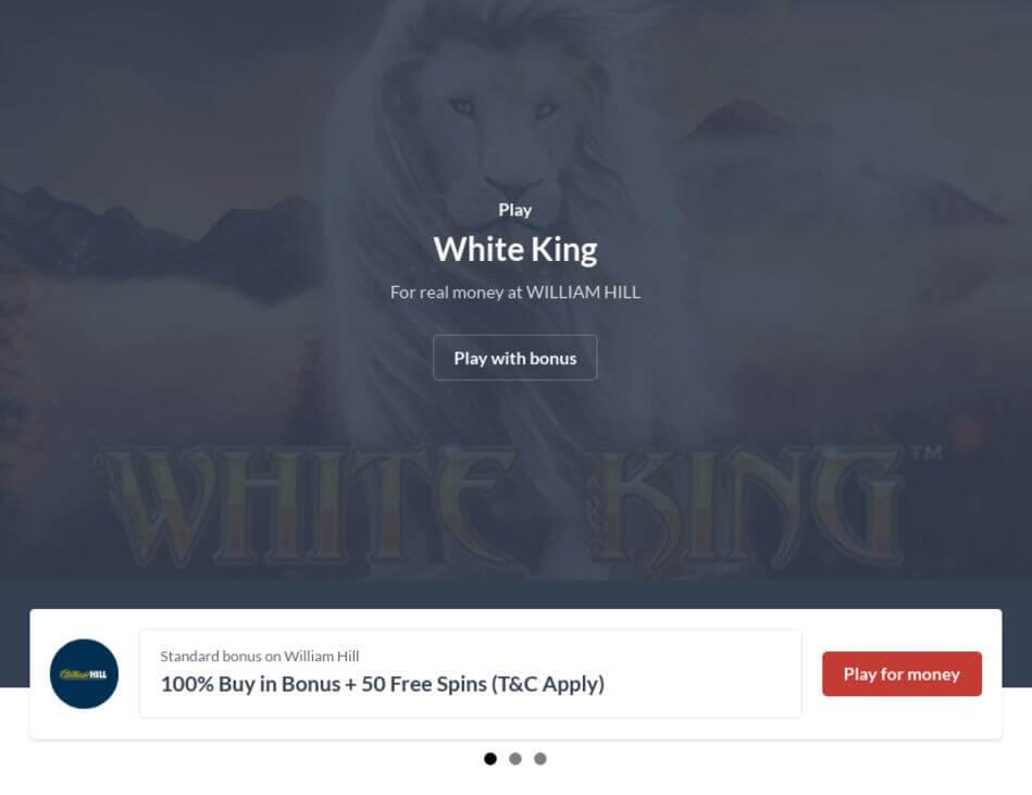 White King Slot