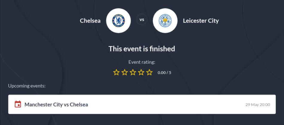 Chelsea vs Leicester Betting Tips