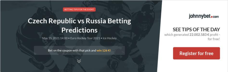 Czech Republic vs Russia Betting Predictions