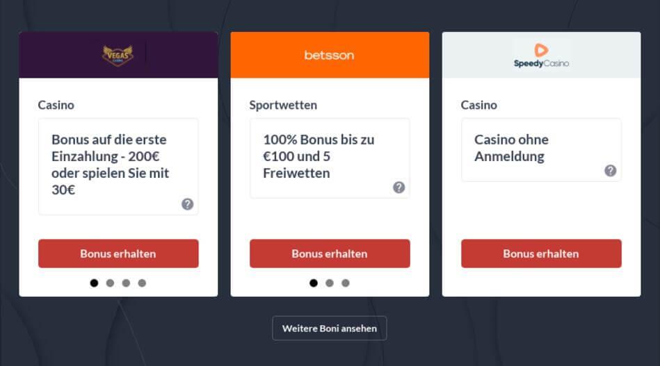 Spielautomaten online kostenlos ohne Anmeldung
